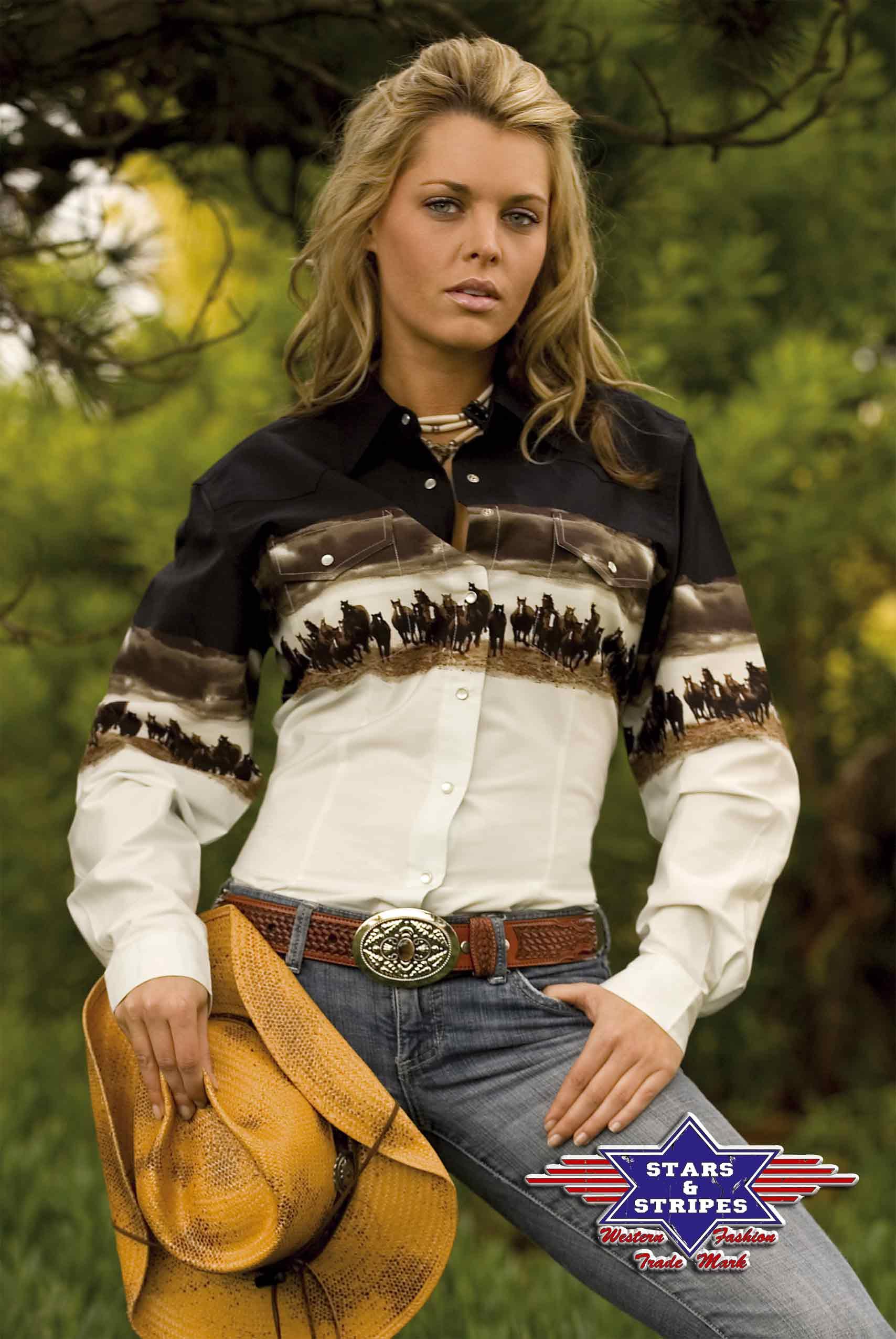 Dámská westernová košile Shilo empty 17f07ff1b4